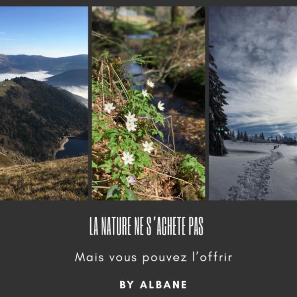 Escapade au soleil des Vosges