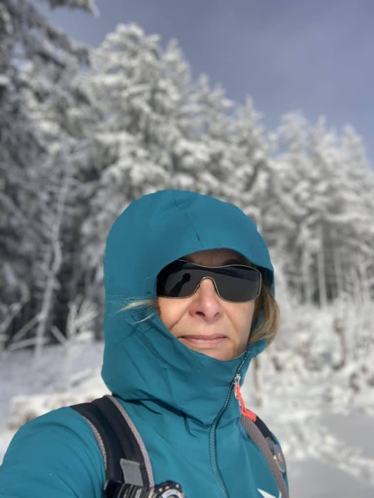 Albane guide montagne